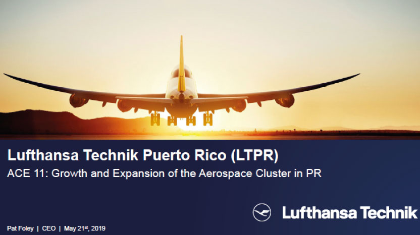 Growth and Expansion of the Aerospace Cluster in PR