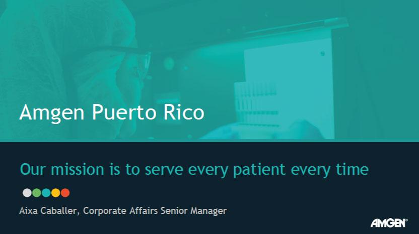 Amgen Puerto Rico