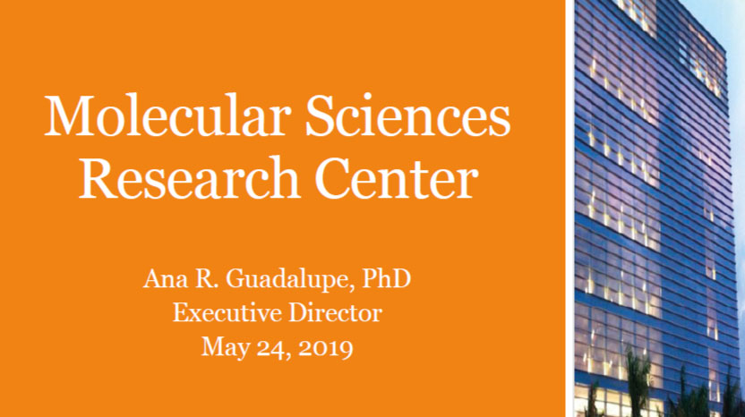 Molecular Sciences Research Center