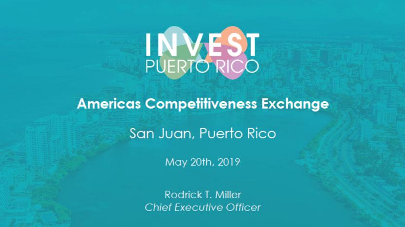 Puerto Rico Economic Reality