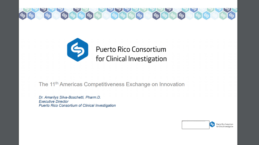 Puerto Rico Consortium for Clinical Investigation