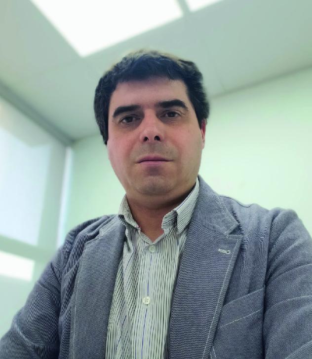 Jaime Saavedra Moraga