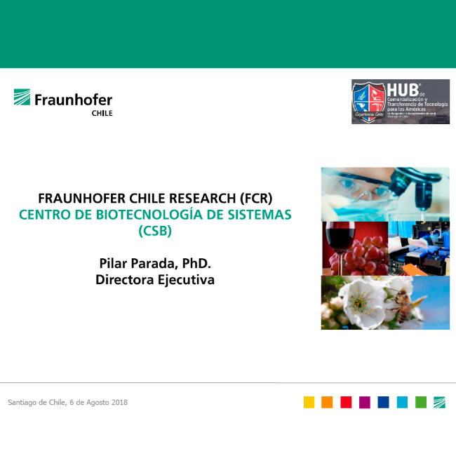 Fraunhofer Chile Research