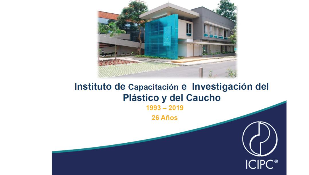 Instituto de Capacitacióne Investigación del Plástico y del Caucho