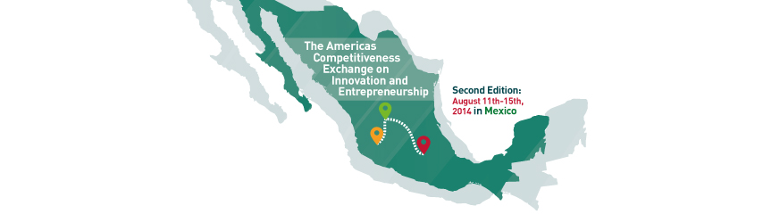ACE 2  - Mexico received the ACE in Mexico DF, Aguascalientes and Guadalajara